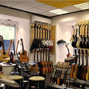 Музыкальные магазины Юрьев-Польского