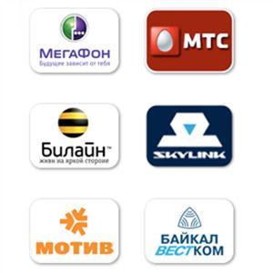 Операторы сотовой связи Юрьев-Польского