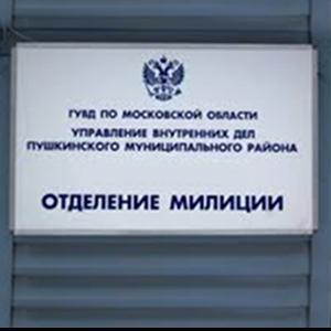Отделения полиции Юрьев-Польского