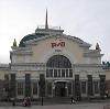 Железнодорожные вокзалы в Юрьев-Польском