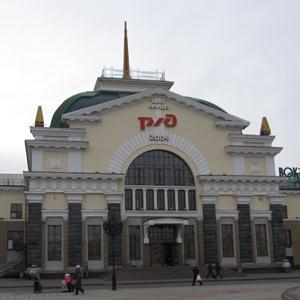 Железнодорожные вокзалы Юрьев-Польского